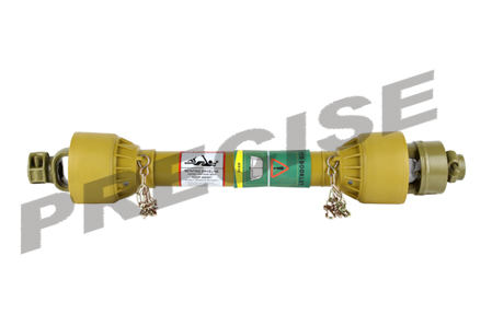 PTO Shaft with Ratchet Torque Limiters SA2