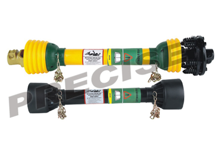 Drive shaft CE with Friction Torque Limiter 800Nm