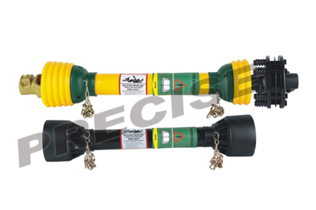 Agricultural PTO shaft with Friction Torque Limiter CE