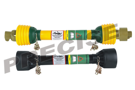 PTO Shaft, Implement side with Ratchet Torque Limiters SA1, 400Nm